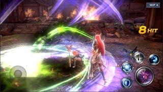[EN]DragonNest II Legend [Android] Gameplay