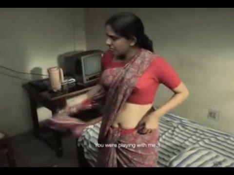 Aparna Nair as Prostitute Showing Deep Navel & Boobs