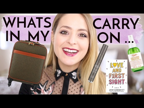 What s In My Carry On Fleur De Force
