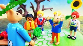 بلايموبيل الفيلم   جوسيت باستيرز| أرنب عيد الفصح يتحول لوحش يخيف الأطفال-