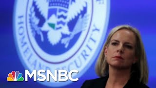 President Donald Trump Prepares To Remove DHS Secretary: Report   Morning Joe   MSNBC