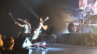 2CELLOS Satisfaction Chicago (Live US Tour 2016)