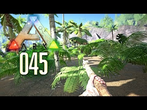 "ARK [HD][60FPS] #045 ▶""Unge""ahnte Feinde♥ Let's Play ARK: SURVIVAL EVOLVED"