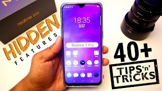 Realme 3 Pro Top 40+ Hidden Features , Advance Features , Best Features | Tips & Tricks | Data Dock
