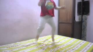 Riyansh Dance's to  the song Badtameez Dil from the film Yeh Jawaani Hai Deewani