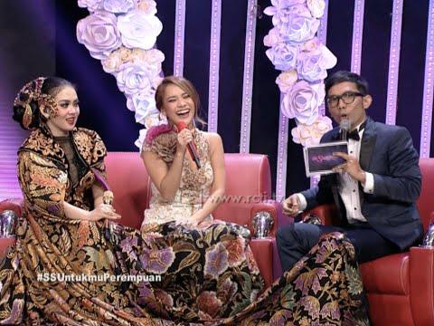 Chit Chat Lucu Bersama Syahrini Dan BCL - Super Star Untukmu Perempuan 21 April 2015