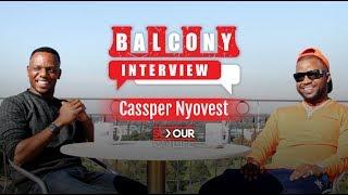 #BalconyInterview: Cassper Nyovest On Jo'burg Living x Constant Self Evaluation