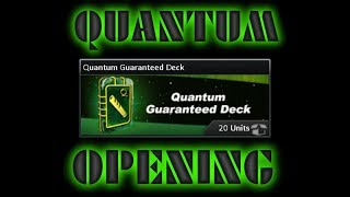 Zula - Opening 20 QUANTUM Decks