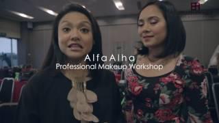 Alha Alfa Makeup Worksholp
