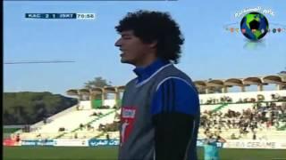 اهداف مباراة النادي القنيطري ضد شباب قصبة تادلة 3-2 الدوري المغربي 1/1/2017