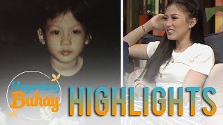 Magandang Buhay: Toni reveals that Alex loves talking to the wall when they were children