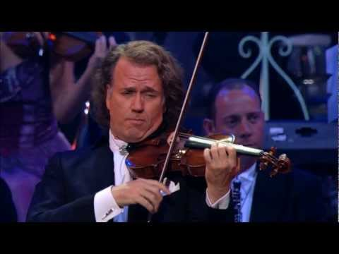 André Rieu - My Way (Live at Radio City Music Hall, New York) Video Clip