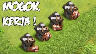 Film COC Lucu - Builder The Movie - Clash Of Clans Indonesia
