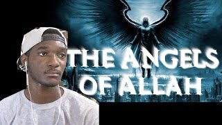 CHRISTIAN IS TOUCHED BY  THE ANGELS OF ALLAH ,  AMAZING!