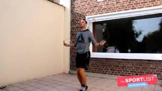 Programme corde à sauter minceur Fitness Homme - femme