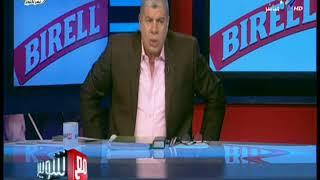 شوبير: لن يسمح أحد بتهديد وصول مصر  للمونديال