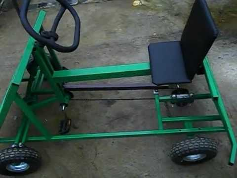 auto a pedales 1 1