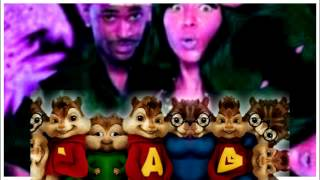 Big Sean - Dance(Ass)  ft. Nicki Minaj (Alvin and the chipmunks)