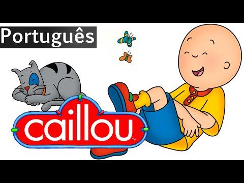 Caillou em Português Brasil 3 Horas De Caillou