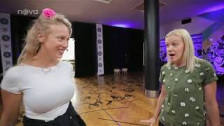 Aneta Krejčíková & příprava na vystoupení   Tvoje tvář má známý hlas