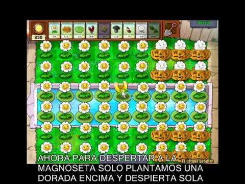 Plantas vs Zombies Truco mucho dinero