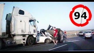 Car Crash Compilation # 94 || Подборка ДТП и Аварий Август 2014