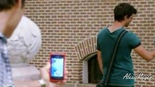 Violetta 2 : León graba a Diego hablando con Ludmila - Capitulo 75