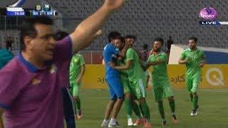 أهداف مباراة الشرطة 2-1 نفط الوسط | الدوري العراقي الممتاز 2016/17