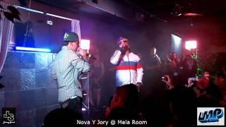 Nova y Jory Bien loco en Vivo by JimmySound LMP