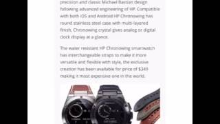 Top 10 worlds most expensive smart watches