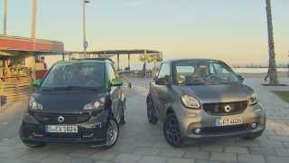 Smart ForTwo electric drive im Test