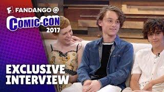 The Cast of IT - LIVE! | Fandango @ Comic-Con LIVE!