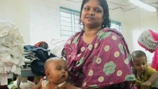 Maternity Leave, Bangladeshi Garments Worker, The Mother of Bangladeshi Economy