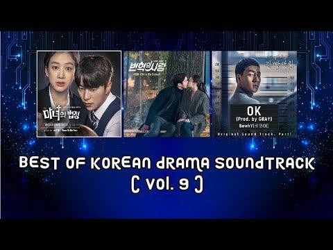 2017 - BEST OF KOREAN DRAMA SOUNDTRACK PLAYLIST ( VOL 9 )