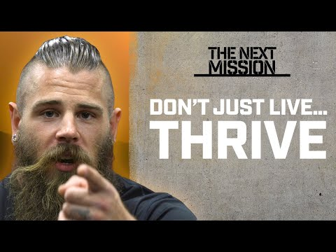 The Next Mission: Derek Weida