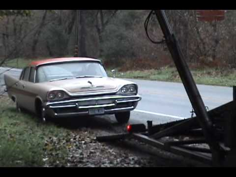 1958 Desoto Firesweep Delivery