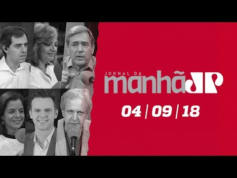 Jornal da Manhã  - 04/09/18