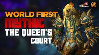 Method VS The Queen's Court WORLD FIRST - Mythic The Eternal Palace
