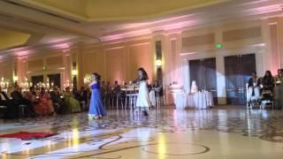 Best Bollywood Reception Remix dance ever #kruvi20- Jiya Jale, Honthon Pe Aise Baat, London Thumakda