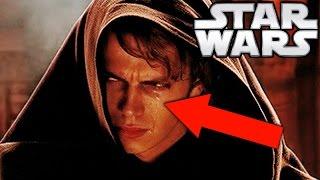Why Was Anakin Crying in Revenge of the Sith? Star Wars Explained