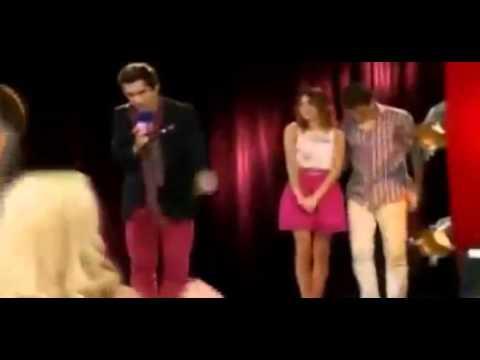 Violetta 2 Leon y Vilu bailan y ganan el concurso