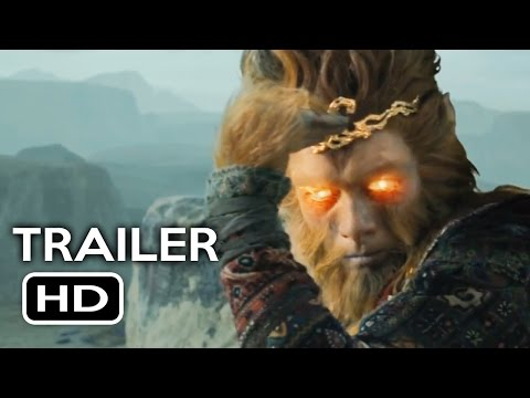 Xxx Mp4 The Monkey King 2 Official Trailer 1 2017 Action Fantasy Movie HD 3gp Sex