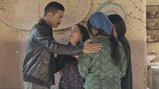 زين القناوي ينقذ سيدة غارمة من السجن بتطبيق روح القانون - مسلسل نسر الصعيد - محمد رمضان
