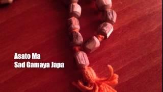 Vedic Mantra: Asato Ma Sad Gamaya Japa Mala (1 x 27+)