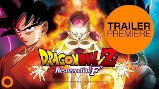 Dragon Ball Z: Resurrection F – Trailer Premiere (deutsch)