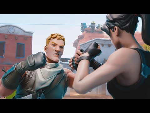 Tfue vs Cloakzy: The Montage