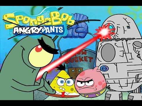 Xxx Mp4 Spongebob Angry Pants And Planktons Revenge 3gp Sex