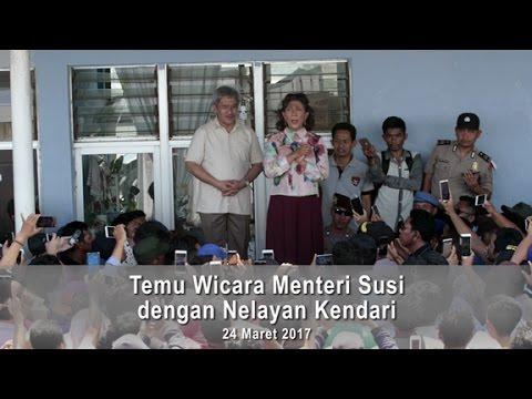 [EVENT] Temu Wicara Menteri Susi dengan Nelayan Kendari