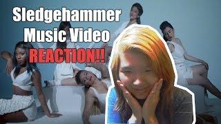 Sledgehamer - Fifth Harmony Music Video Reaction!!