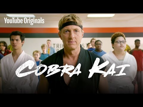 Xxx Mp4 Cobra Kai Official Teaser Trailer 2 Karate Kid Sensei Johnny 3gp Sex